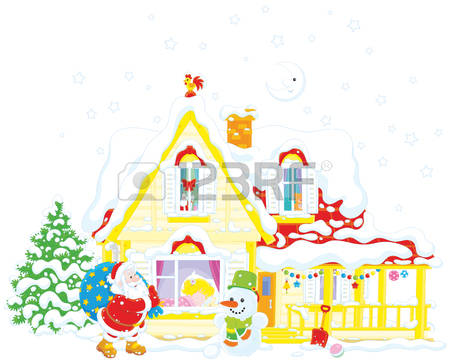 130,236 Christmas Eve Stock Illustrations, Cliparts And Royalty.