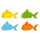 Little fish clipart.