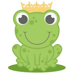 Cute Toad Clipart.