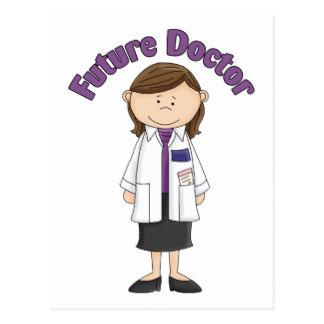 Future Doctor Postcards.