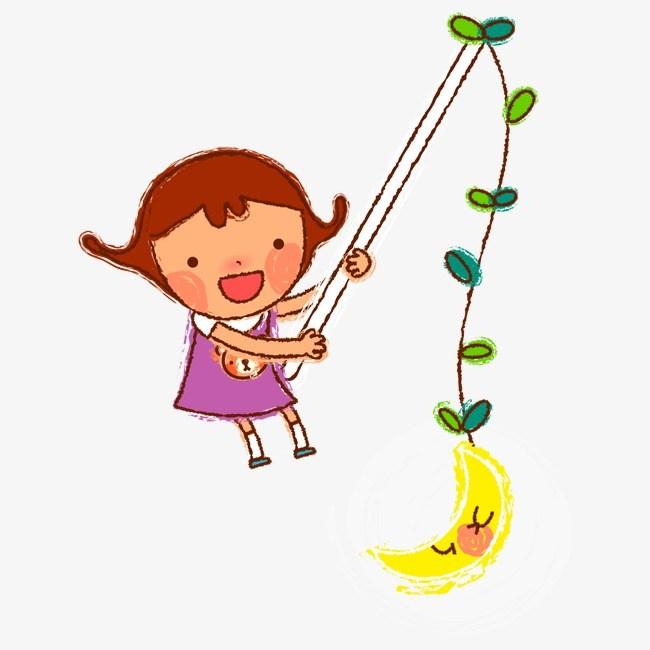 Little girl fishing clipart 8 » Clipart Portal.