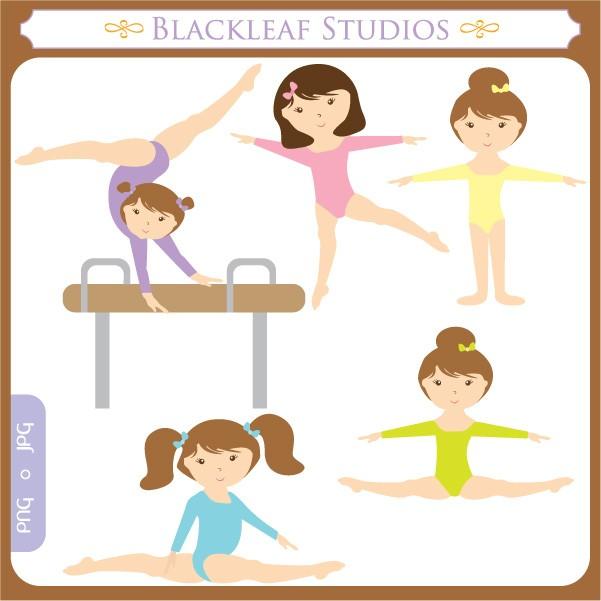 Free Girl Gymnastics Cliparts, Download Free Clip Art, Free.