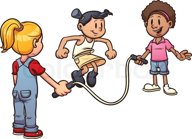 Showing post & media for People jump roping cartoon.