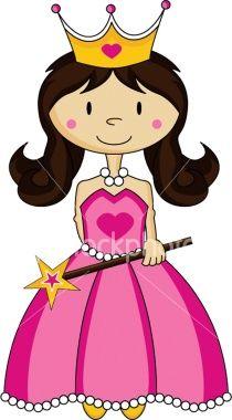 Showing post & media for Cartoon girl princess clip art.