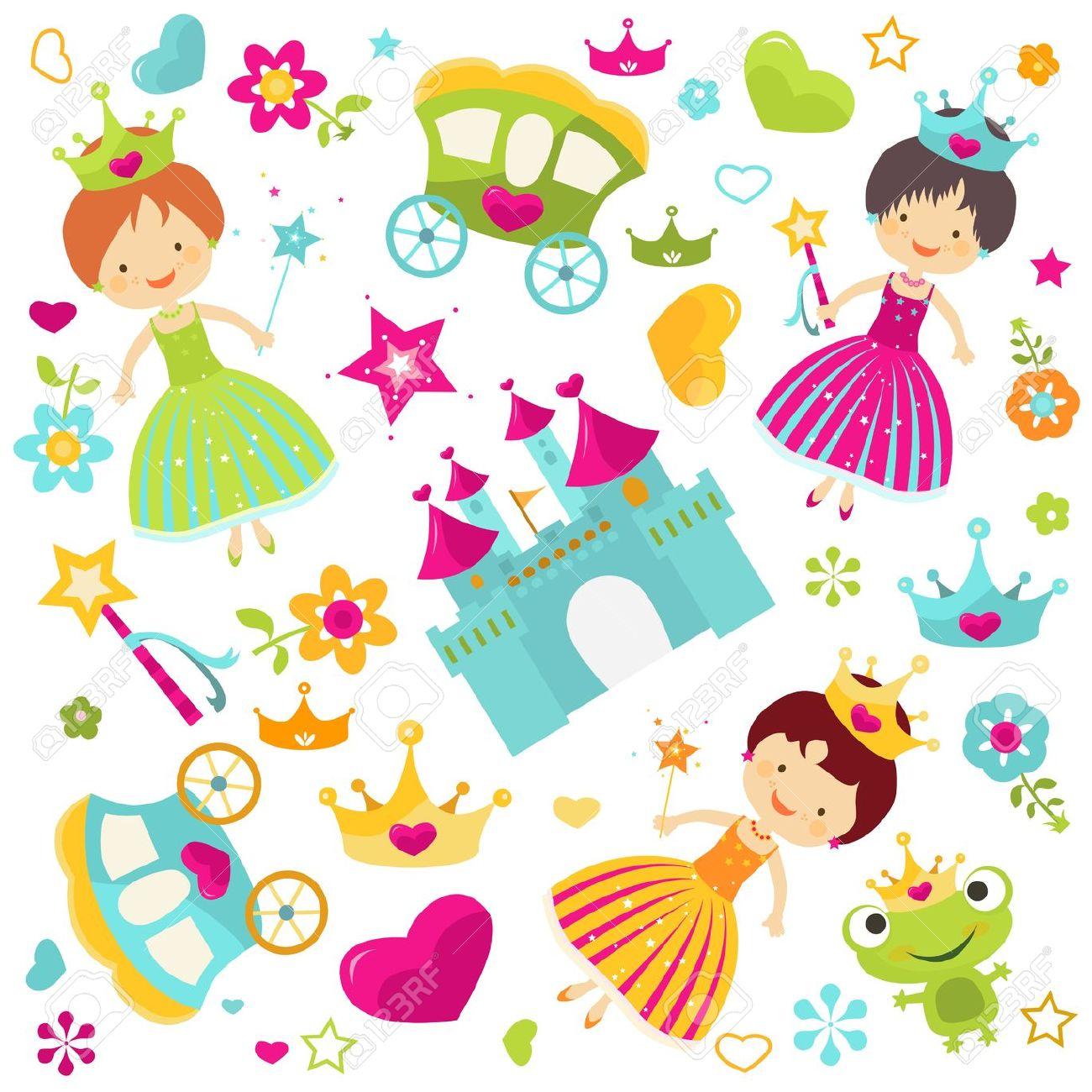 Little Princess Clipart.