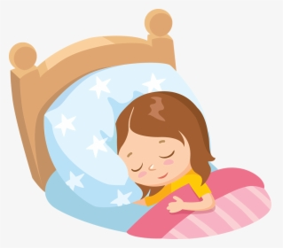 Girl Sleeping PNG Images, Transparent Girl Sleeping Image.