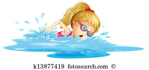 Swimming Clipart Illustrations. 26,821 swimming clip art vector.