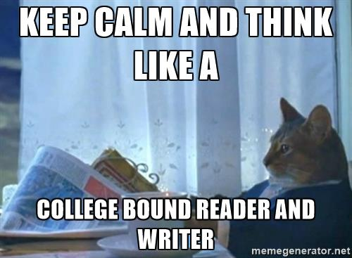 College Bound Meme.