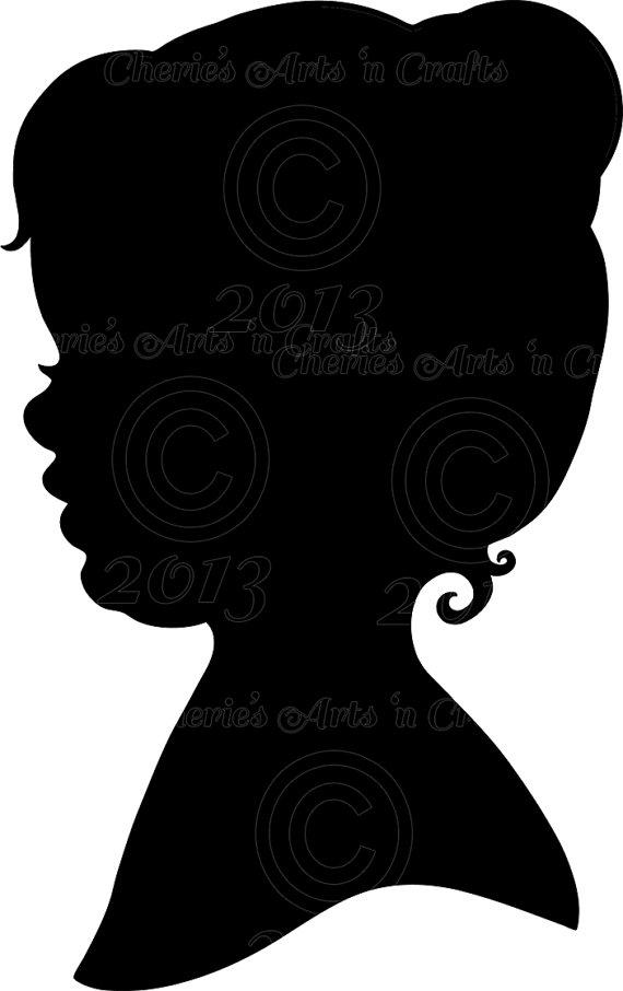 Little Girl Clipart.