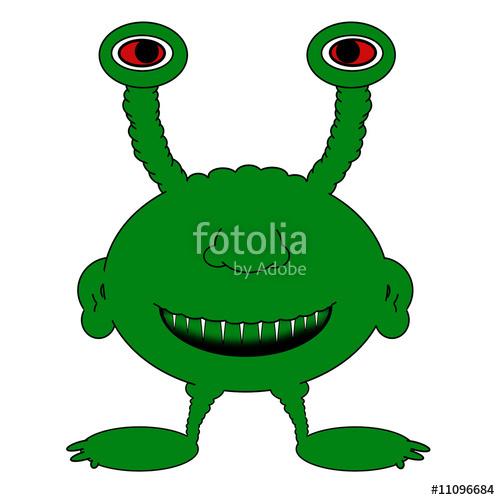 Little Green Man.