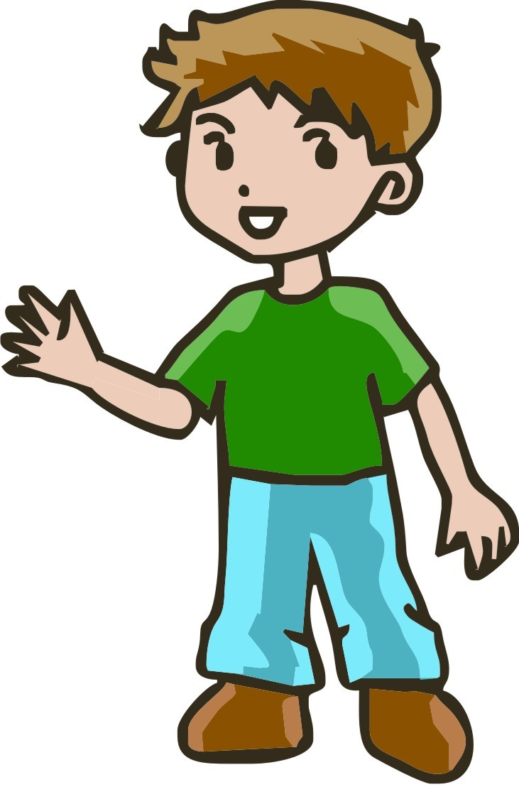 Little boy clipart free.