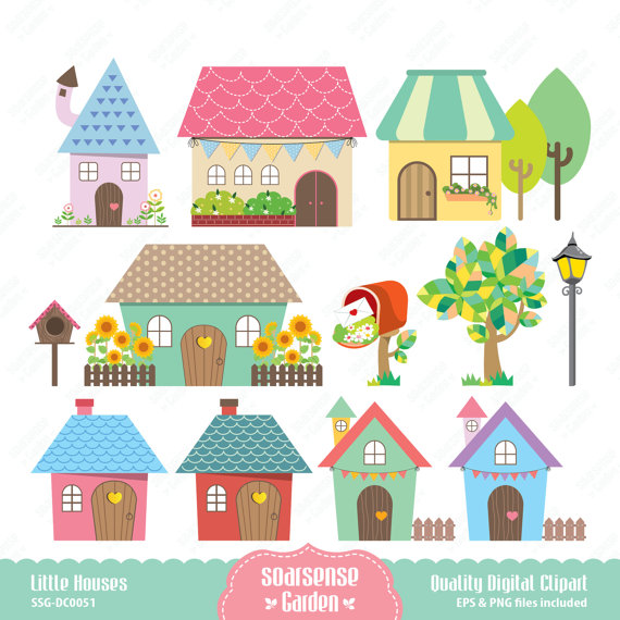little house clipart 20 free Cliparts | Download images on ...