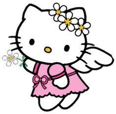 Hello Kitty Clipart Free Birthday.