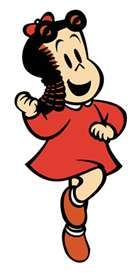 Little Lulu!! Does anyone else remember this cartoon? It was.