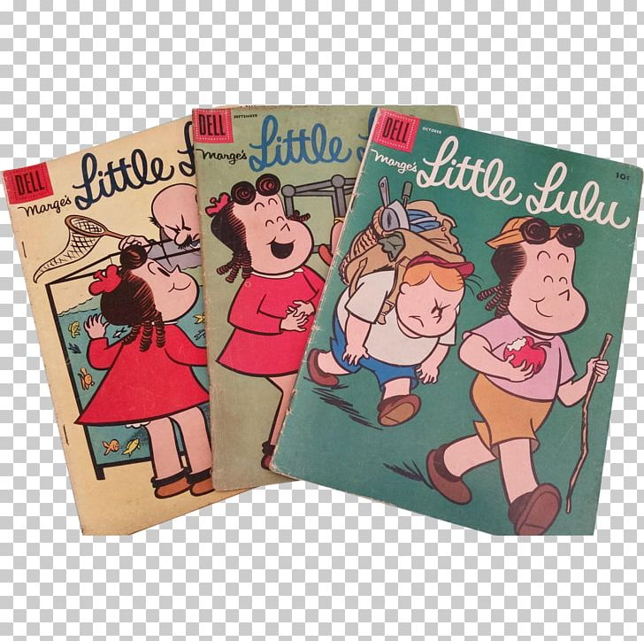 Paper Comics Little Lulu Cartoon Summer Camp PNG, Clipart.