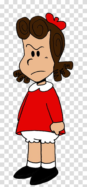 Little Lulu PNG clipart images free download.