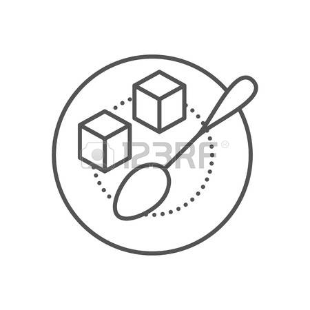Lump Sugar Stock Vector Illustration And Royalty Free Lump Sugar.