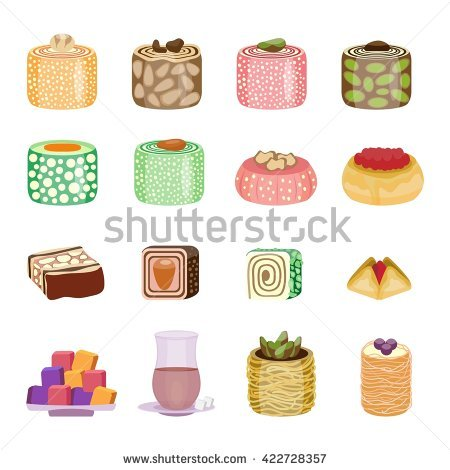 Sweet Delight Stock Photos, Royalty.