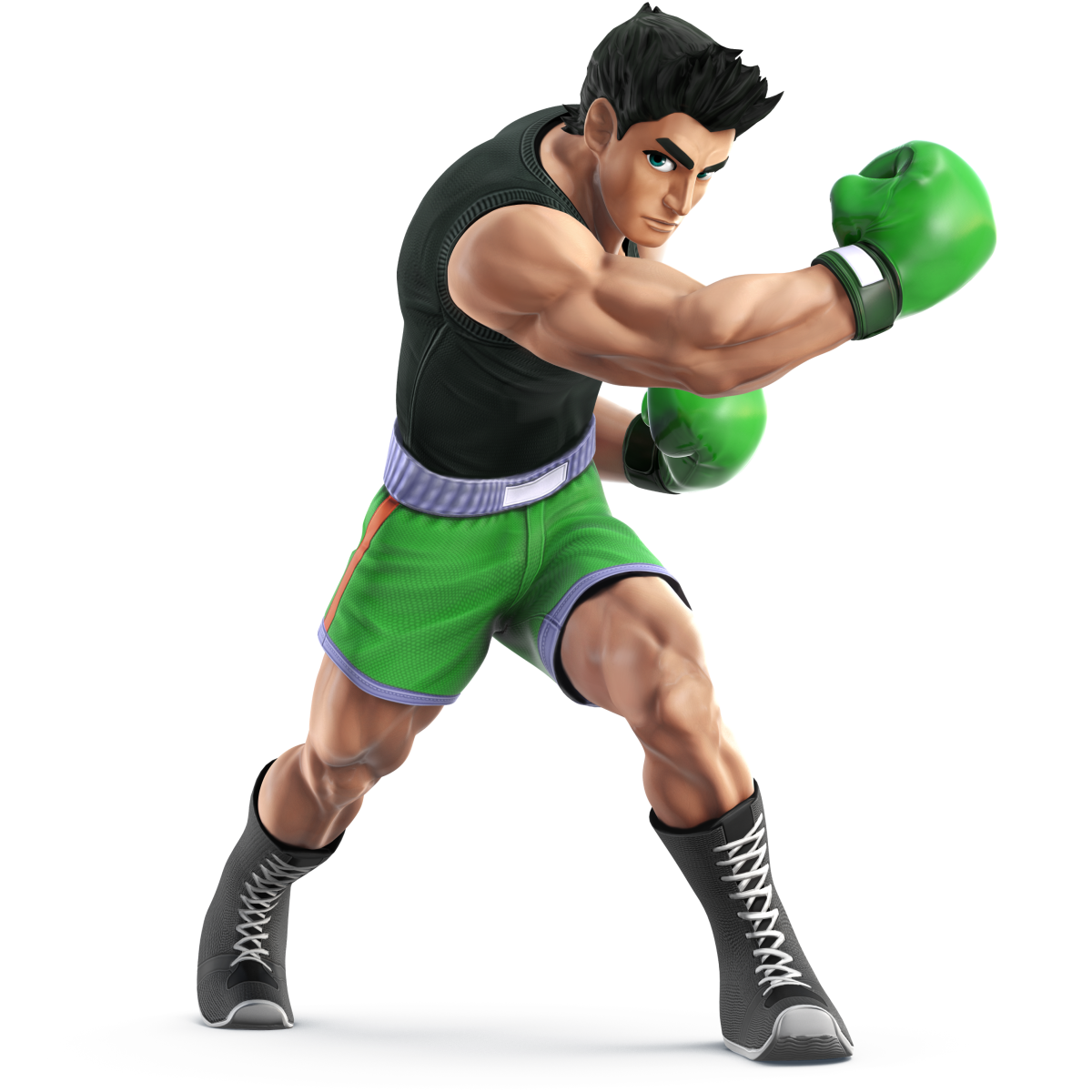 Little Mac (SSB4).