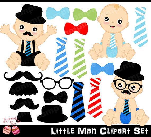 Little Man Clipart.