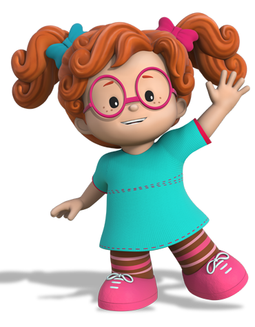 Little People TV Show for Toddlers and Preschoolers.