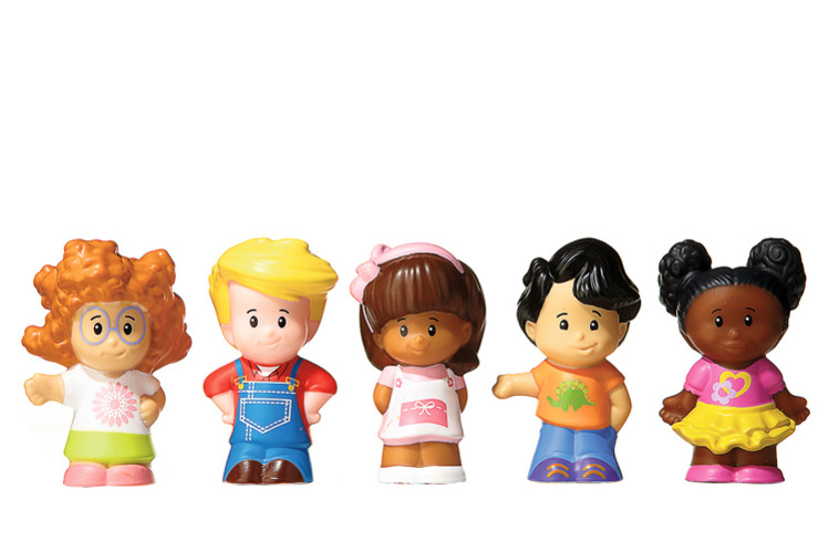 To Boost Sales, Little People Dolls Get Big Personalities.