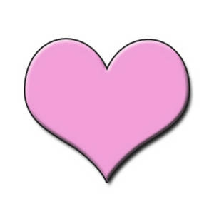 Small Pink Heart Clipart#2214436.
