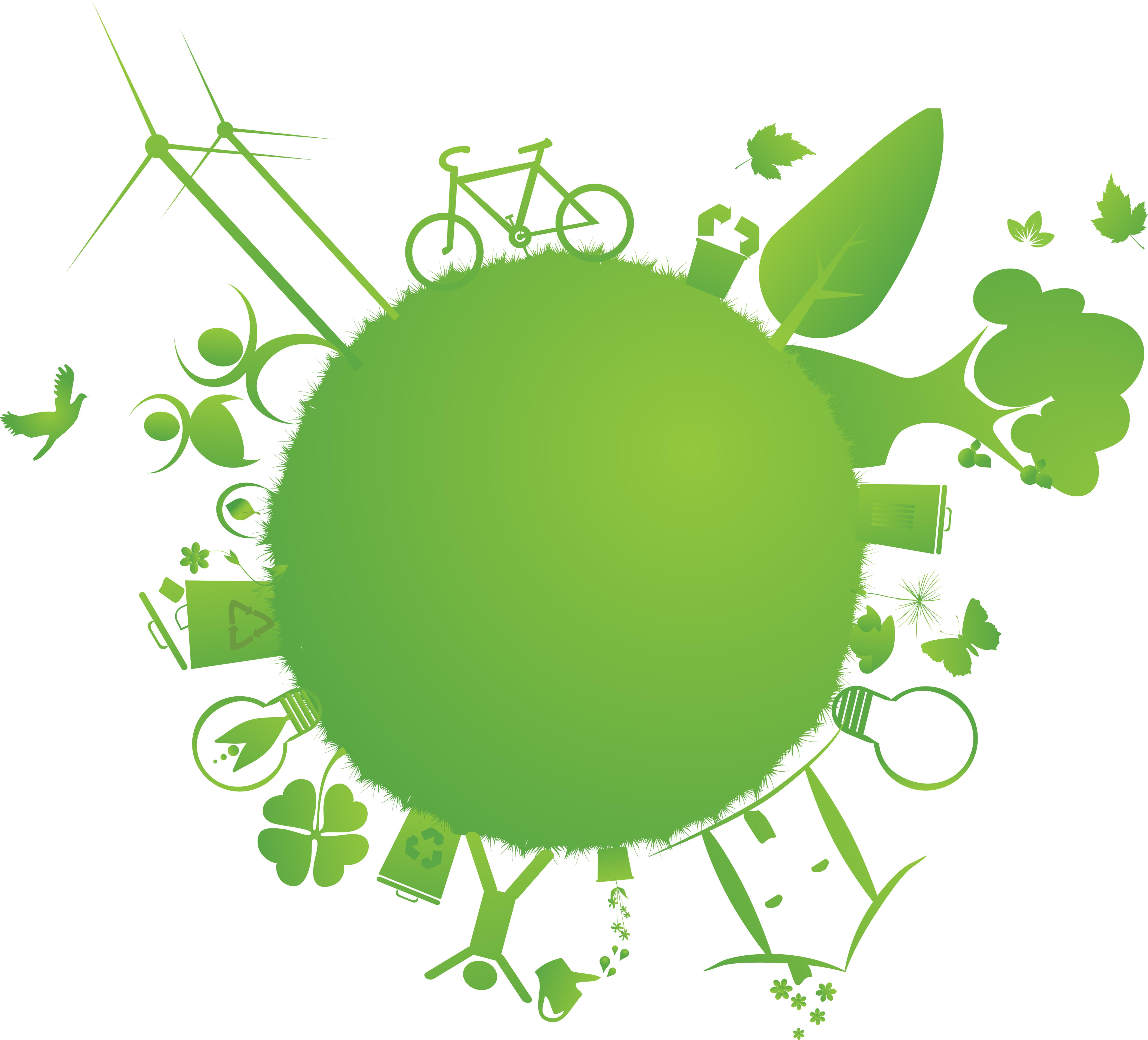 Green Earth Hands.