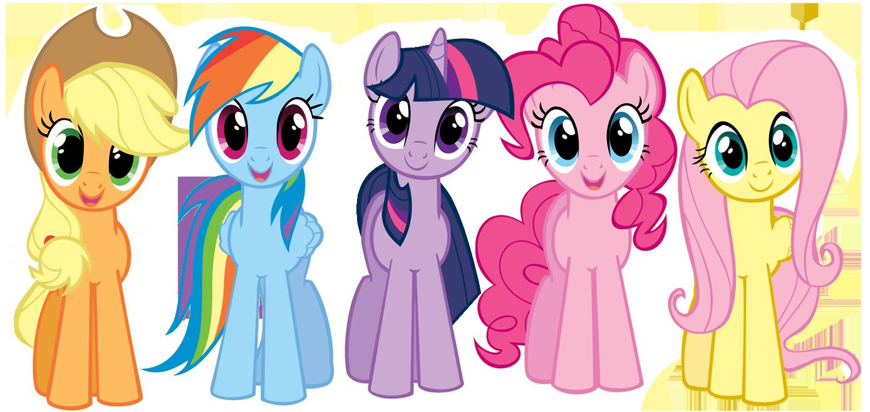 5092 Pony free clipart.