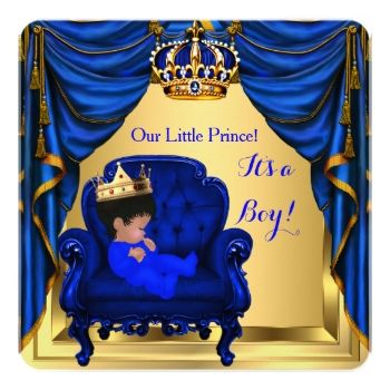 Prince Baby Clipart.