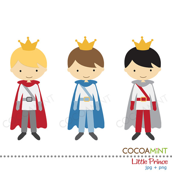Little Prince Clipart.