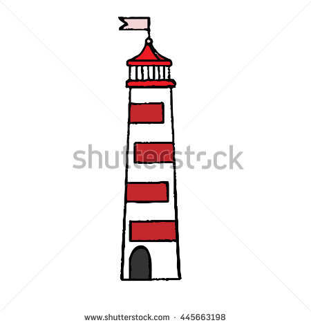 Little Red Lighthouse Stock Photos, Royalty.