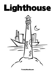 The Little Red Lighthouse.