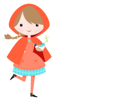 Red Riding Hood Clipart.