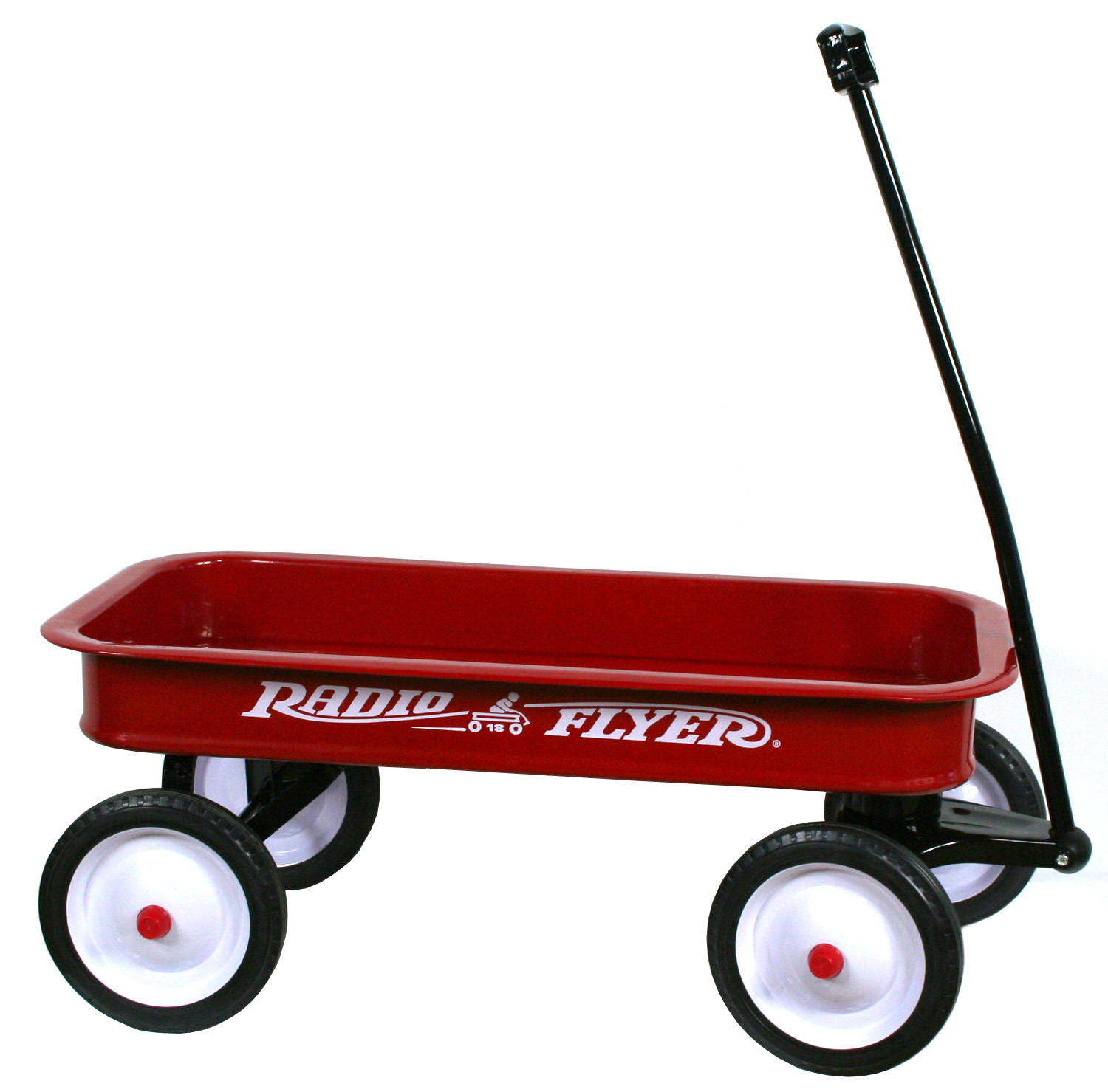 Little Red Wagon Clipart.