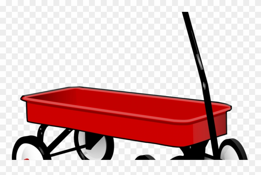 The Little Red Wagon Theory Of Writing.