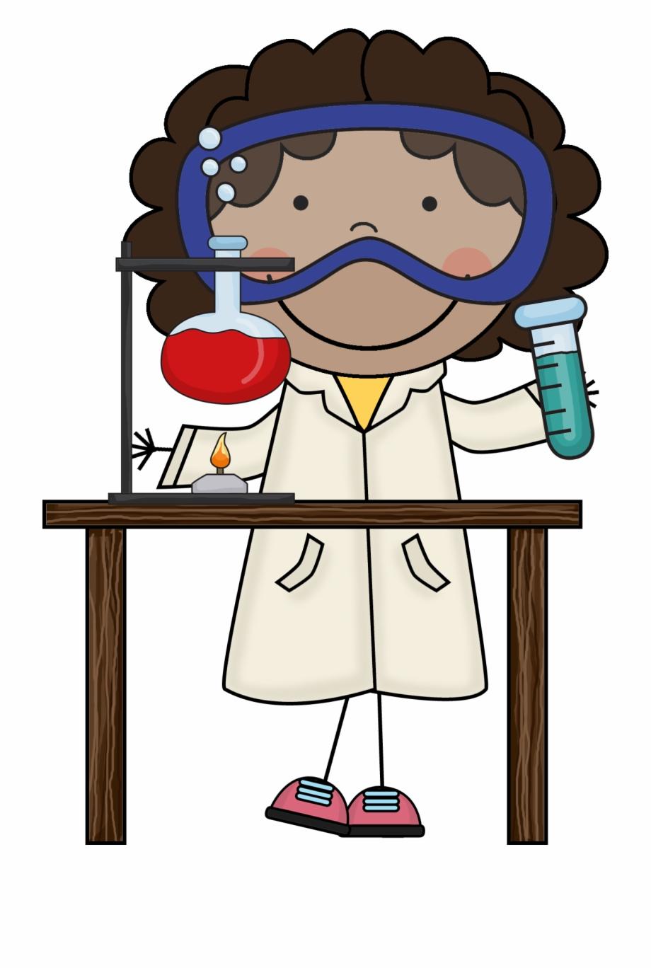 Scientist Clipart Little Scientist.