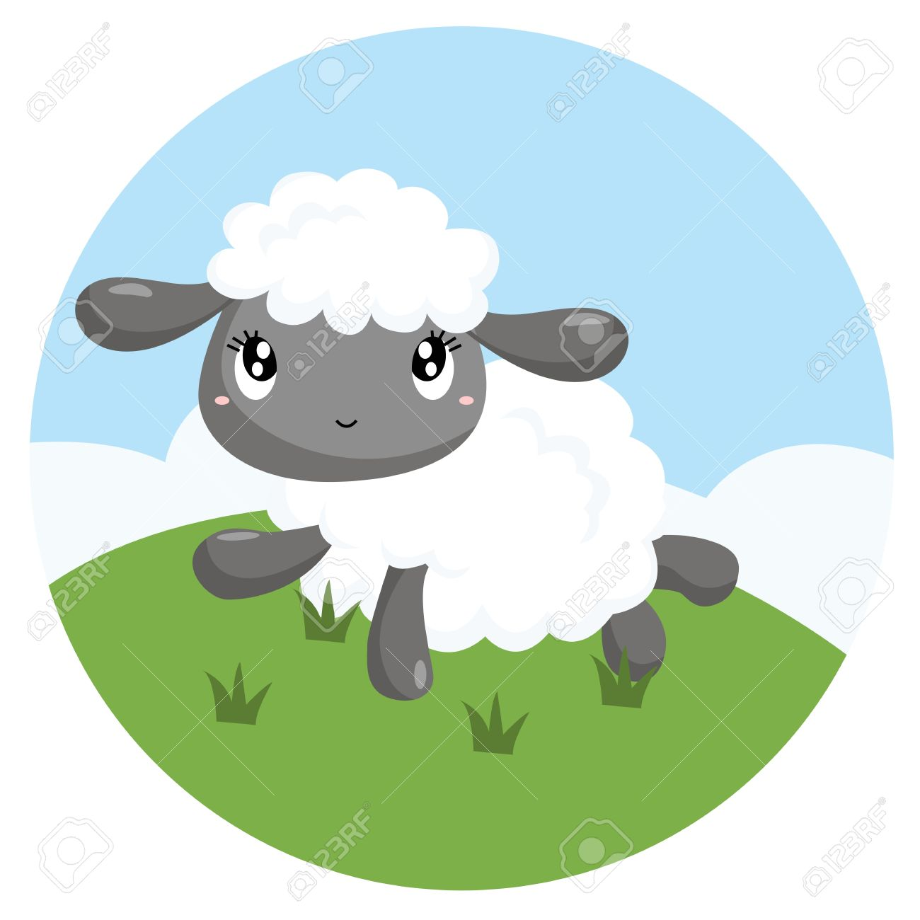Little Sheep Stock Photos Images. Royalty Free Little Sheep Images.