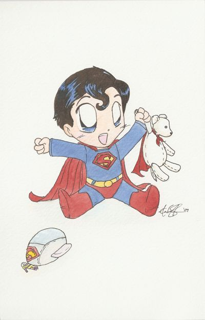 Showing post & media for Little superman cartoon.