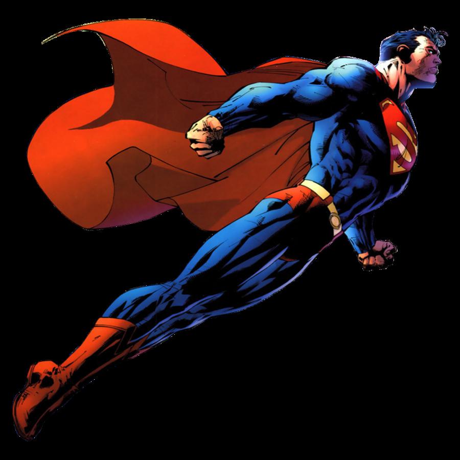 Super Man Clipart Transparent.