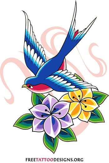 1000+ ideas about Swallow Tattoo Design on Pinterest.