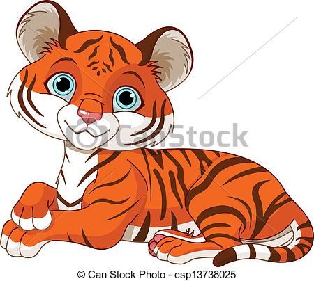 Little tiger Illustrations and Clip Art. 610 Little tiger royalty.