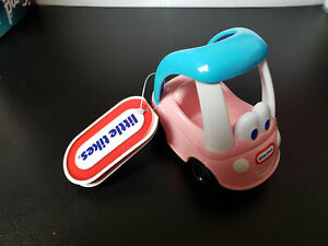 Details about Little Tikes Mini Cozy Coupe Toy Car Pink.