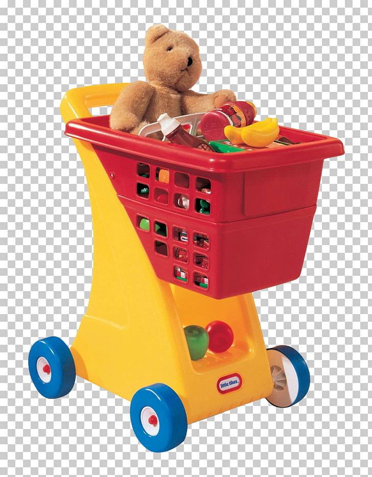 Toy Little Tikes Shopping cart Amazon.com, Shopping Cart PNG.