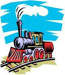 clip arttrain engine picture fast.