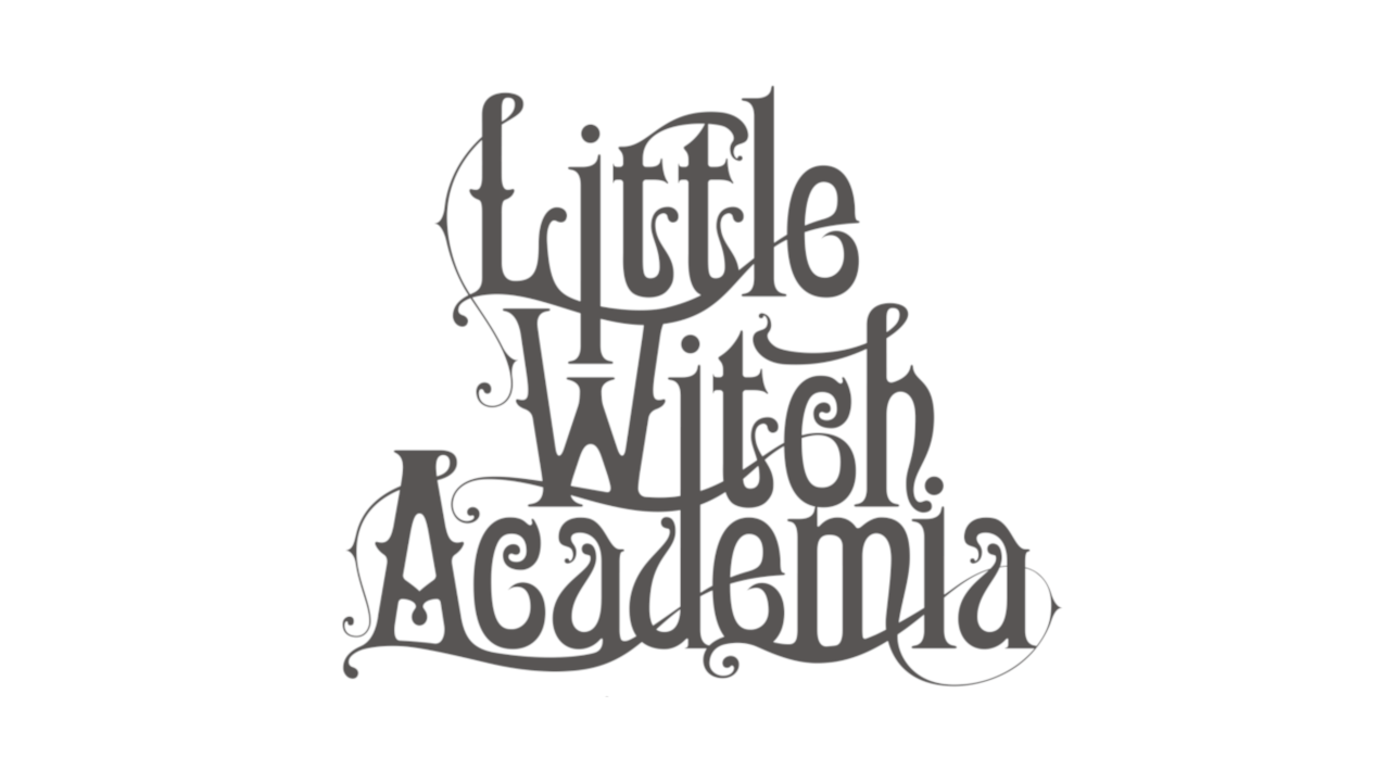 Little Witch Academia.