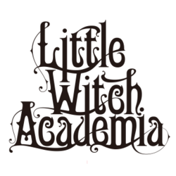 Image result for little witch academia logo.
