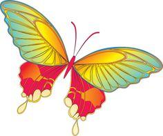 Cartoon+butterflies+vector+610040+.