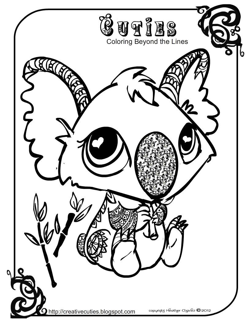 pet shop coloring pages printable.