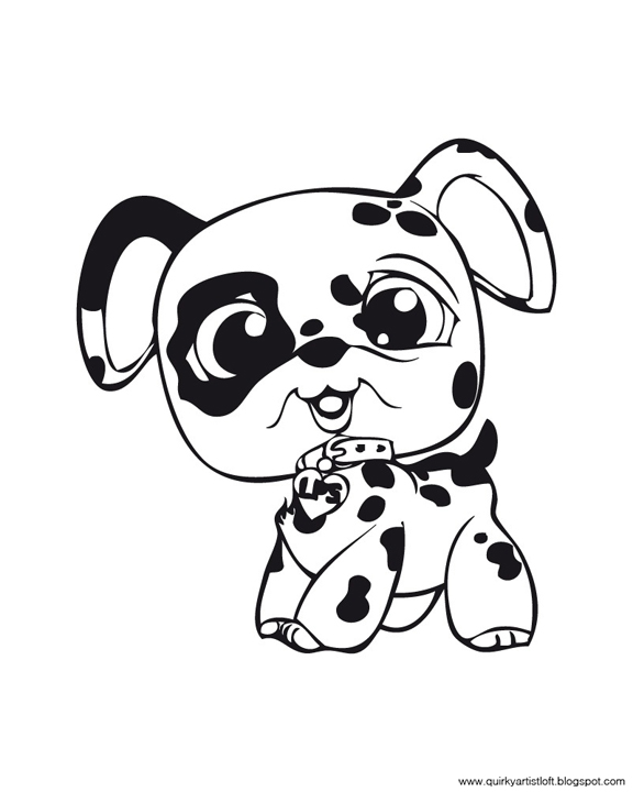 Littlest Pet Shop Cuties Clipart